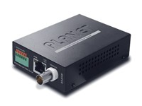 Kamera analogowa podłączona do takiego serwera jest widziana jako cyfrowa. Sygnał zostaje skompresowany kodekiem h.264, pakowany do pakietów i wysyłany ethernetem.