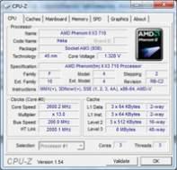 CPU-Z 1.54