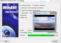 WinAVI Video Converter 10.1 - szybka konwersja plików