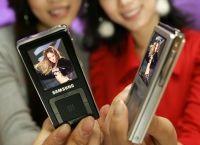 Samsung YP-Z5 - konkurent iPoda Nano?