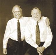 John Warnock i Chuck Geschke