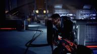 Mass Effect 2 - screen z gry