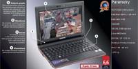 Klasyczny netbook, który wykorzystuje najnowszą platformę Intela Pine Trail.