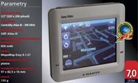 Manta Easy Rider GPS-070