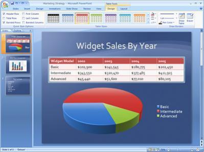 Nowy interfejs MS Office 2007
