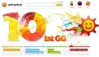 Strona 10 lat GG