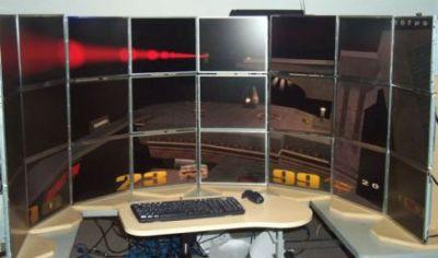 24 LCD i Quake3!