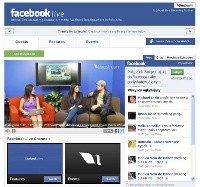 Facebook uruchomił interaktywny kanał wideo Live