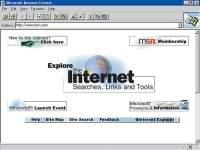 1995: Internet Explorer 1