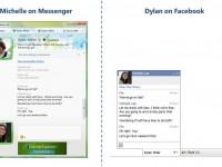 W najnowszej becie Windows Live Essentials 2011, MSN Messenger można już zintegrować z facebookowym chatem.