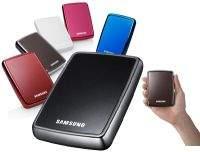 Samsung S2 portable HDD