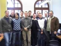 Przedstawiciele AV-Test.org i Panda Security podczas spotkania po zakończeniu testów. (Źródło: PandaSecurity.com)
