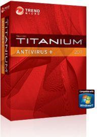 Trend Micro Titanium Antivirus  2011