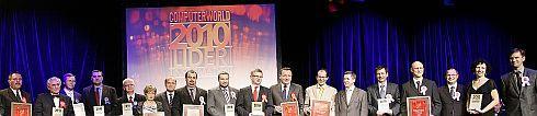Zwycięzcy konkursu Lider Informatyki 2010