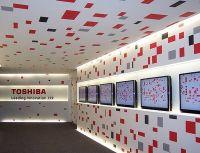 Toshiba wstrzymuje produkcję wyświetlaczy OLED
