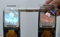 Przezroczysty wyświetlacz OLED od TDK