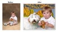 Efekty pracy w FotoMix mogą być naprawdę niezłe.
