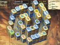 Gra na wtorek: Mahjong Alchimie 1.0