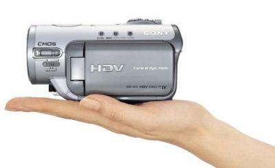 Sony odchudza kamerę HD