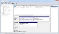 Przystawka zarządzania dyskami w Windows 7