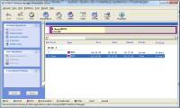 Główne okno programu EASEUS Partition Manager