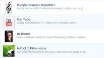 Najpopularniejsze grupy tematyczne w serwisie NK.pl