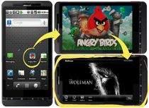 Interaktywne reklamy na Androidzie