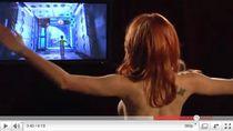 """Na YouTube znaleźć można bardzo """"różne"""" testy Kinecta."""