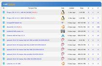 Tracker to lista plików, zawierająca dane o ich wielkości, szczegółach i liczbie seederów oraz leecherów - osób, które udostępniają choć jeden fragment pliku.