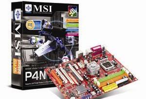 Nowa płyta MSI