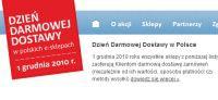 Dzień darmowej dostawy także w Polsce