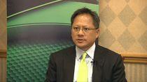 Szef Nvidii - Jen-Hsun Huang - wierzy, że CUDA zrewolucjonizuje smartfony i tablety