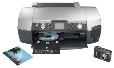 Domowy fotolab Epsona