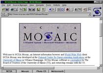 Przeglądarkę Mosaic nadal pobrać można na oficjalnej stronie NCSA. Dostępna w wersji Windows, Mac i Linux.