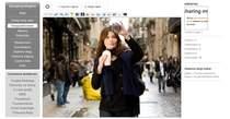Edytor zdjęć Flog.pl umożliwia m.in. sepię, wyostrzenie i dodanie tekstu do zdjęcia.