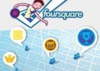 Foursquare ma pięć milionów użytkowników