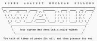 Robak WANK z 1989 r. to pierwszy znany przykład hacktywizmu, czyli w tym przypadku cybersabotażu o podłożu politycznym.