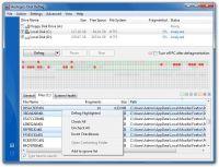 Auslogics Disk Defrag – defragmentacja pojedynczych plików