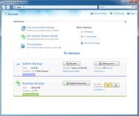 Acronis True Image Home w połączeniu z Disk Direktorem to kompletny zestaw do zarządzania dyskami