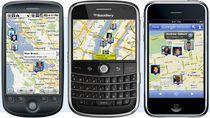 Mobilne Google Latitude