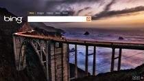 Bing ma codziennie nowe zdjęcie jako tło