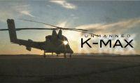 K-MAX - bezzałogowy śmigłowiec z USA