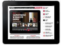 Newsweek wchodzi na iPady