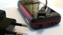 Ładowarki z micro USB są czesto stosowane