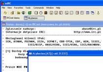 Najbardziej niebezpieczny protokół IP: Internet Relay Chat.