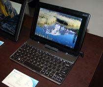 Acer Iconia Tab A500 wraz ze stacją dokującą (źródło: notebookitalia.it)