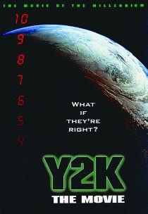 Perspektywa końca świata wywołanego masową awarią komputerów wskutek błędu Y2K zawładnęła też wybraźnią filmowców...