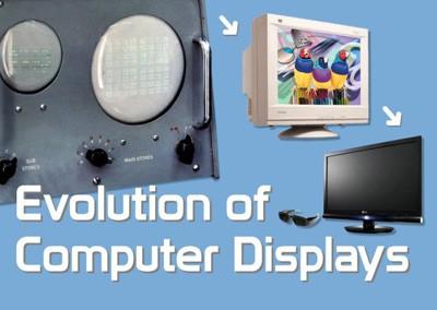 Ewolucja wyświetlaczy komputerowych (część 1)