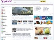 Yahoo.com - różnicę widać na pierwszy rzut oka...