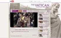 Kanał watykański w YouTube